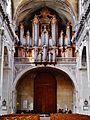 Nancy Cathédrale Notre-Dame-de-l'Annonciation Innen Langhaus West 5.jpg
