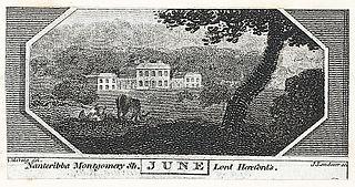 Nanteribba Hall Montgomery Sh: Lord Hereford's Seat