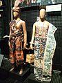 National Museum of Ethnology, Osaka - National costume of Sumba - Pulau Sumba, Indonesia.jpg