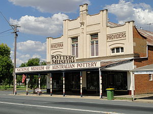 National Museum of Australian Pottery - National Museum of Australian Pottery, Holbrook