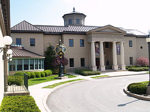 National Association of Watch and Clock Collectors - National Watch and Clock Museum, Library and Research Center and offices of the National Watch and Clock collectors Association