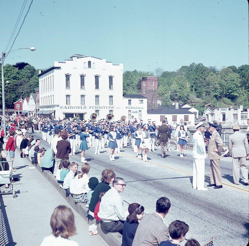 National hall building circa 1966.jpg
