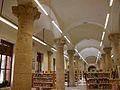 Nau de l'antic Hospital General, convertit en la Biblioteca Pública de València.JPG