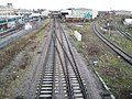 Neasden, Network Rail trackwork (2) - geograph.org.uk - 726433.jpg