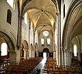 Nef depuis le choeur de l'église Saint-Sauveur de Thury-Harcourt.jpg