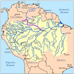 Ro negro amazonas wikipedia la enciclopedia libre cuenca del ro negro thecheapjerseys Choice Image