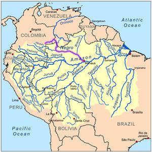 Rio Negro Amazon Wikipedia