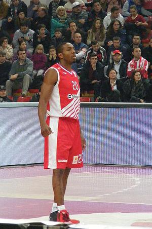 DeMarcus Nelson - Nelson with Crvena zvezda in 2013