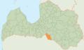 Neretas novada karte.png