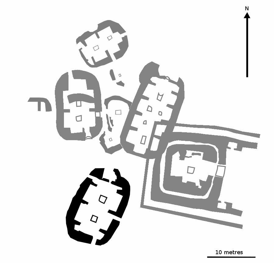 Ness of Brodgar - structure 12