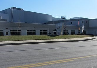 Dreyer's - Laurel, Maryland Nestle Plant