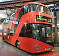 New Bus for London mock up MN0123 (BU12 HHJ), London Transport Museum, 7 September 2011.jpg