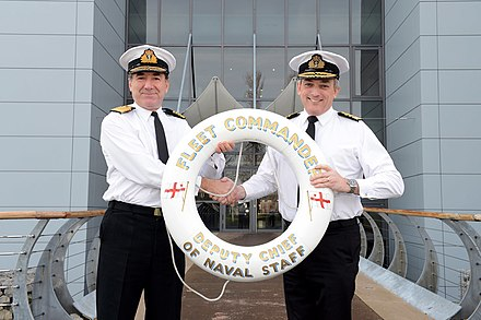 Jones being appointed to Fleet Commander in 2012. New Fleet Commander with the First Sea Lord.jpg