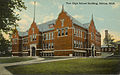 New High School Building, Adrian, Mich. (12659830154).jpg