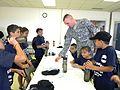 New Mexico National Guard educates Española youth against drugs, gangs 140621-A-LF132-004.jpg