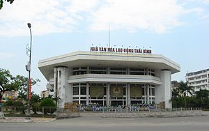 Thái Bình - The Workers' House of Culture