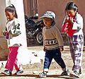 Niñas y niño Jujeños - Purmamarca.jpg