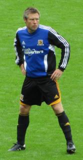 Nick Barmby English former professional footballer