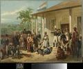 Nicolaas Pieneman - The Submission of Prince Dipo Negoro to General De Kock (Rijksmuseum Official HI-RES).tiff