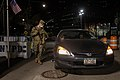 Night Watch 3 2 Marines Screen personnel in NYC for the USNS Comfort (49826818296).jpg