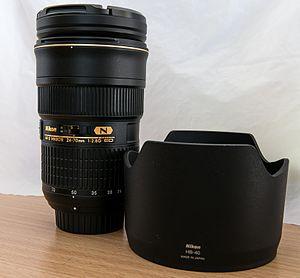 Nikon 24-70mm f/2.8G ED AF-S - Nikon AF-S 24-70mm f-2.8G ED