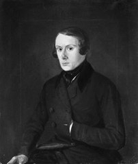 Nils Johan Olsson Blommér, 1816-1853