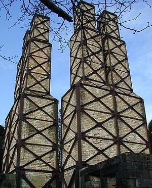 Izunokuni - Nirayama reverberatory furnace site