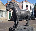 Nissewaard heenvliet kunstwerk paard.jpg