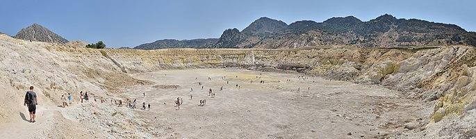 Nisyros: Stefanos Crater