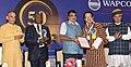 "Nitin Gadkari at the 50th Foundation Day Celebration of WAPCOS- ""Transcending Boundaries- Touching Lives"", in New Delhi (5).JPG"