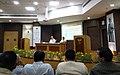 Nivedita Bhide Vice President of Vivekananda Kendra Kanyakumari at Vivekananda International Foundation VIF New Delhi.jpg
