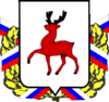 Nizhny novgorod coat of arms gnomz007.png