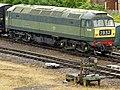 No.D1705 (BR no.47117) Sparrowhawk (Class 47) (7496934404).jpg