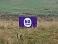 No campaign poster - geograph.org.uk - 4162091.jpg