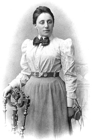 Emmy Noether - Image: Noether