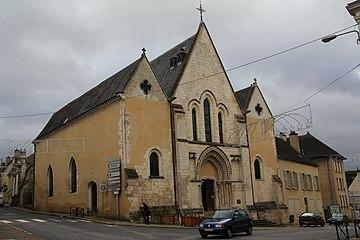 Nogent-le-Rotrou - Église Notre-Dame - Outside - 2.jpg