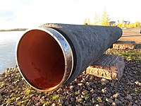 Nord Stream pipe in Kotka.jpg