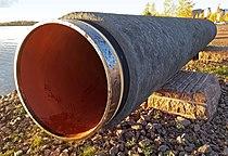 Nord Stream pipe in Kotka.jpg