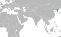 North Korea Togo Locator (cropped).png