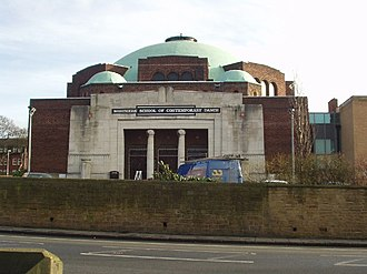 Northern School of Contemporary Dance - Image: Northern School of Contemporary Dance, Chapeltown Road, Leeds geograph.org.uk 108563