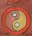 Notitia Dignitatum, Clm 10291, Image No. 410, Armigeri Shield Pattern.jpg