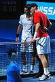 Novak Djokovic & Tomas Berdych (8155456586).jpg