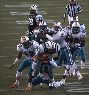 Dolphins–Jets rivalry National Football League rivalry