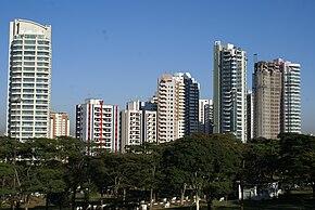 Novo skyline do Jardim Anália Franco - by Lucas.JPG