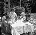 Nursery School- Life at the Old Manor House, Wendover, Buckinghamshire, England, 1944 D21116.jpg