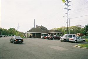 Oakdale station - Wikipedia