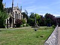 Oakham Church Grounds. - geograph.org.uk - 493376.jpg