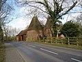Oast Houses, Thorne Farm, Bethersden, Kent - geograph.org.uk - 139212.jpg