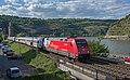 Oberwesel DB 101 109 met IC 2019 Stuttgart Hbf (14176547921).jpg