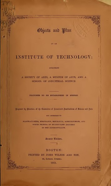 File:Objects and plan of an institute of technology; (IA objectsplanofins02mass).pdf